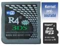 R4i 3DS RTS carte R4 logiciel pré-installé